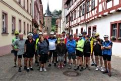 Tauber- und Main-Radweg 2017
